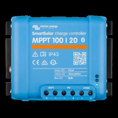 Regulador Victron SmartSolar MPPT 100/20