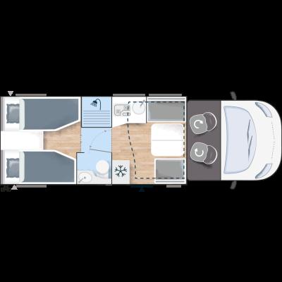 Challenger 337GA Graphite Premium