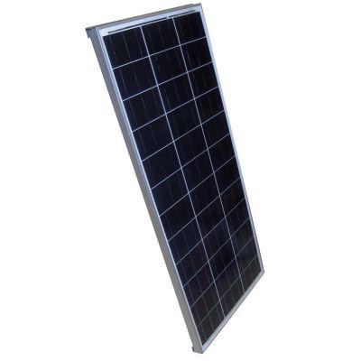 Kit Solar Básico 130W PWM INSTALADO