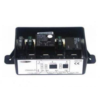 Separador 2 baterias + frigo