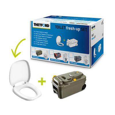 Toilet fresh-up Set C200