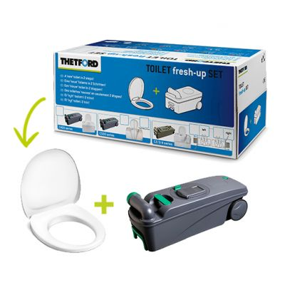 Toilet fresh-up Set C400