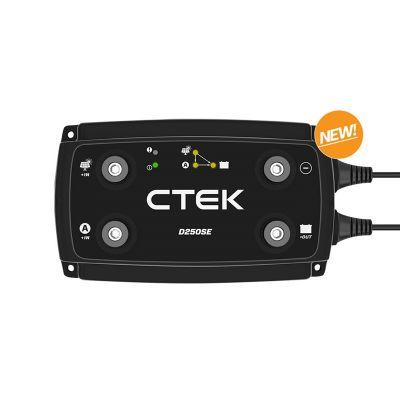 Cargador DC Ctek D250SE