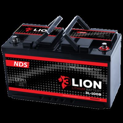 Batería de Litio LiFePO4 NDS 3LION