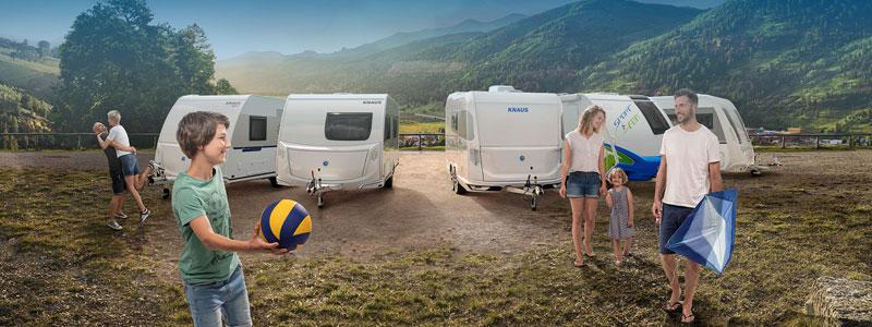 Comprar caravanas 2 3 ambientes francesa